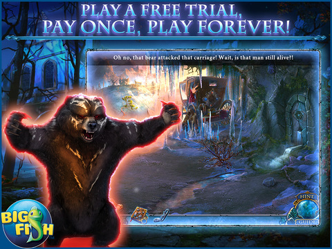 Living Legends: Wrath of the Beast HD - A Magical Hidden Object Adventure screenshot 1