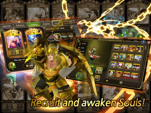 Elune Saga screenshot 10
