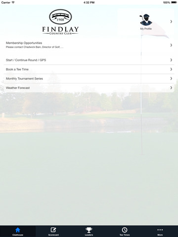 Findlay Country Club screenshot 7