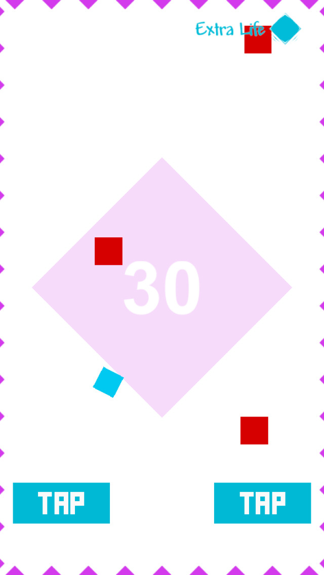 Impossible Cube - Don't Touch Red Boxes screenshot 3