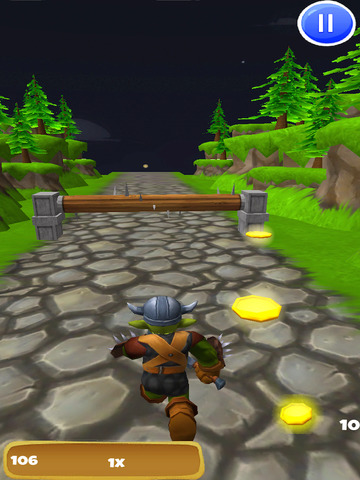 Attack of the Orc - FREE Edition screenshot 10