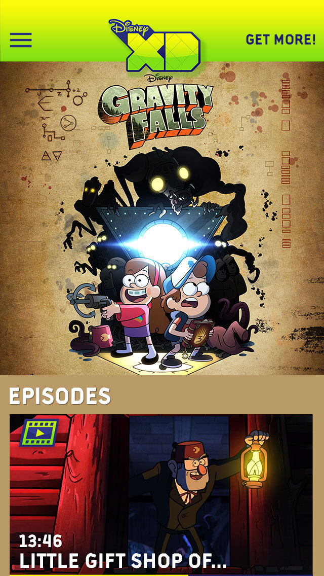 Disney XD – Watch Full Episodes, Movies & Live TV screenshot 2