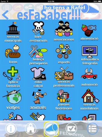 EsFaSaber RAFEL - Toda la información y los comercios de Rafelbuñol screenshot 10