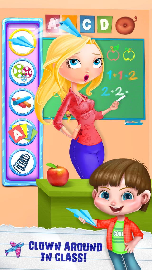 Rock The School! screenshot 2