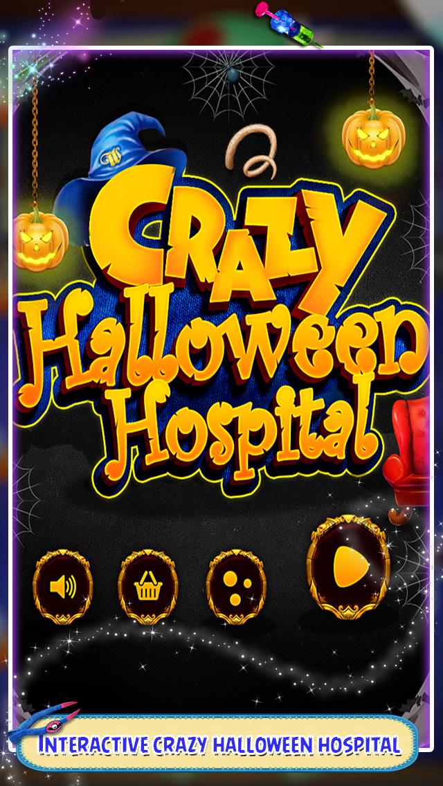 Crazy Halloween Hospital screenshot 3