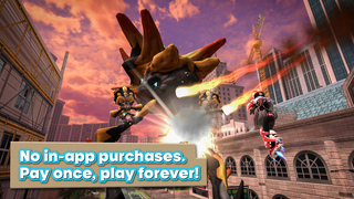 Playworld Superheroes screenshot 2