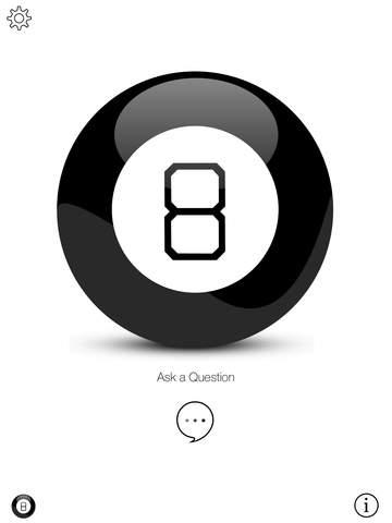 Magic 8 Ball™-The Official App screenshot 6