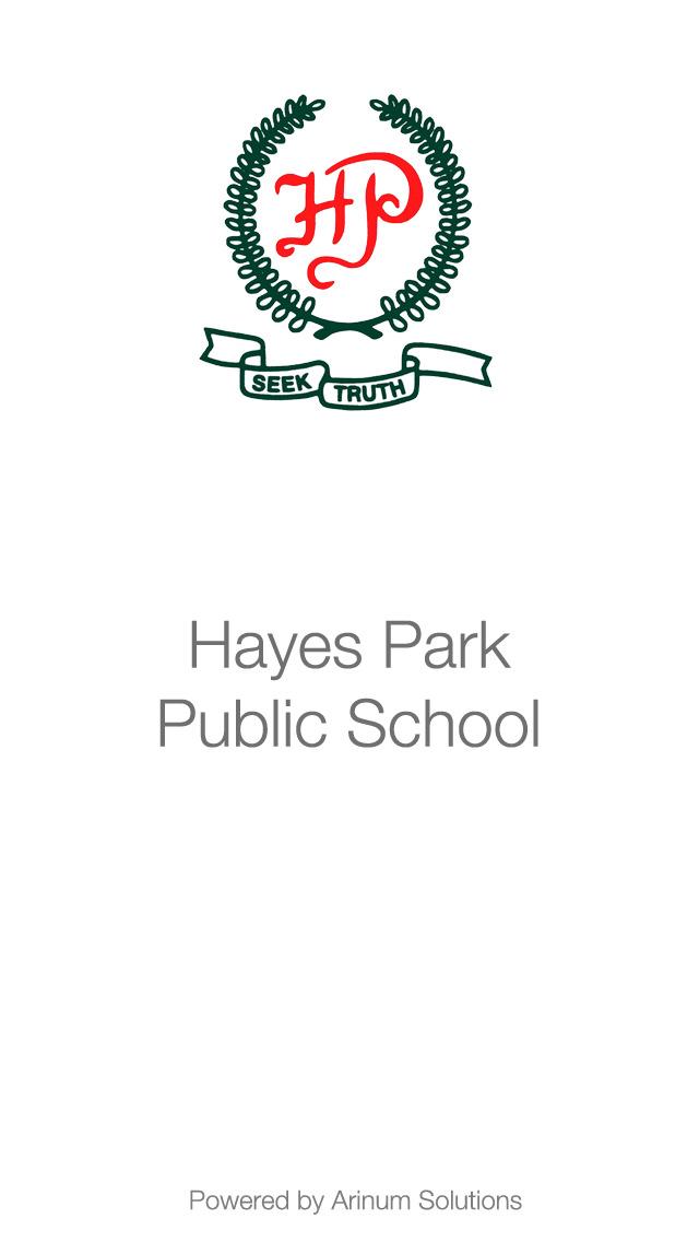 Hayes Park Public School screenshot 1