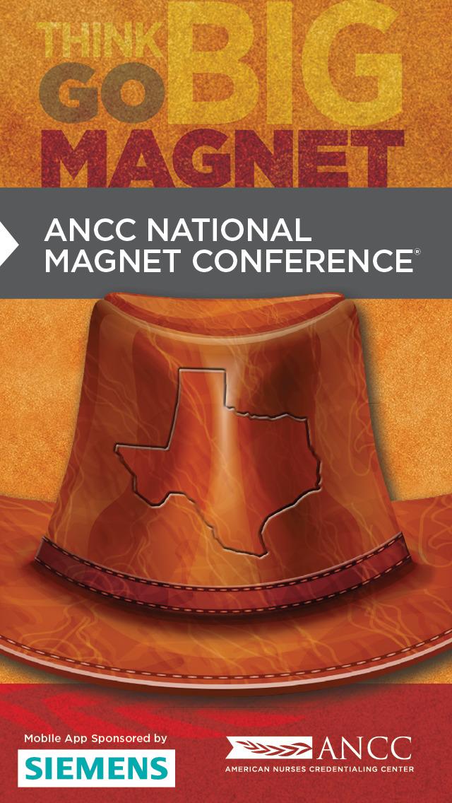 ANCC Magnet Conference screenshot 1