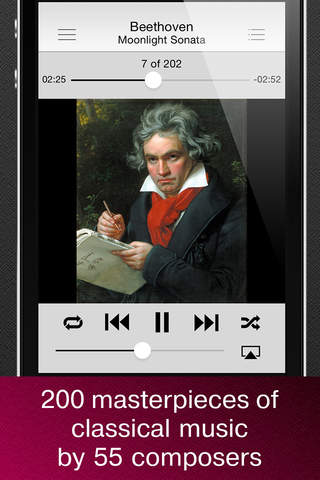 Masterpieces of classical music. - náhled