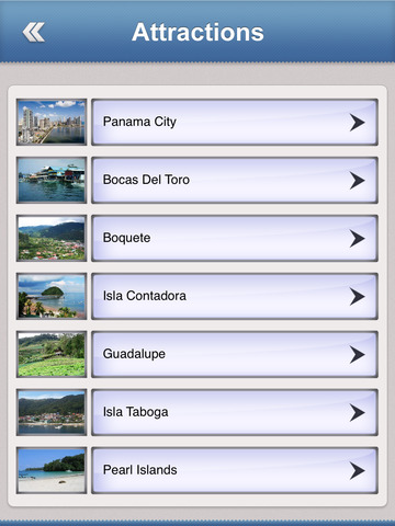 Panama Essential Travel Guide screenshot 8