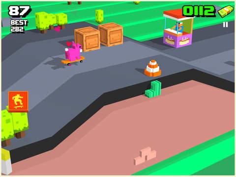 Skatelander - Endless Arcade Skateboarding screenshot 7