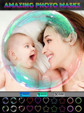 Crystal Ball Photo Frames screenshot 8