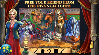 Maestro: Dark Talent - A Musical Hidden Object Game screenshot 2