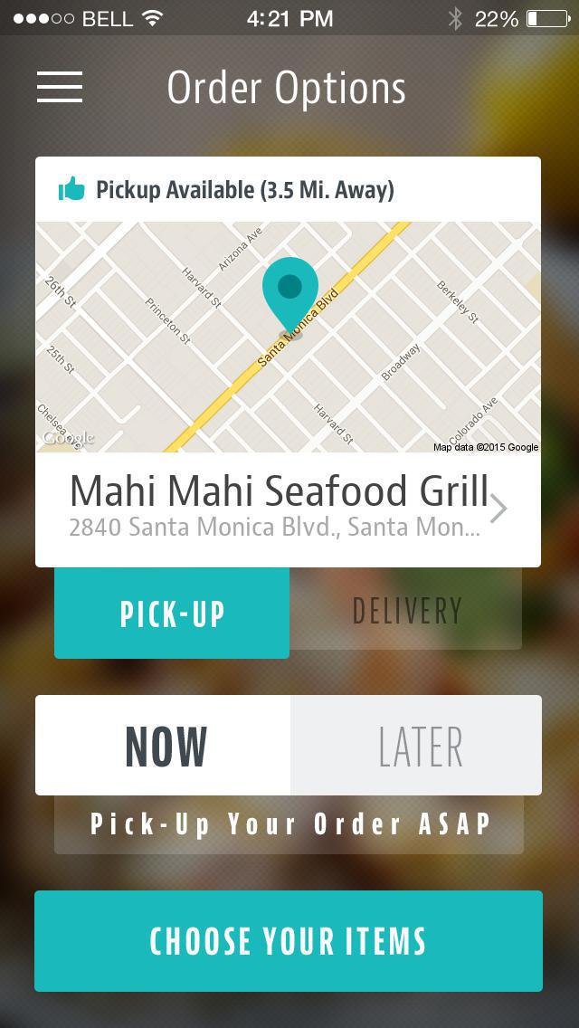 Mahi Mahi Seafood Grill screenshot 2