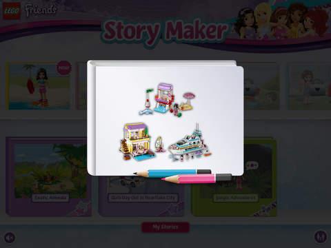 LEGO® Friends Story Maker screenshot 4