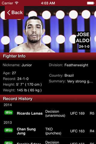 MMA Follower - náhled