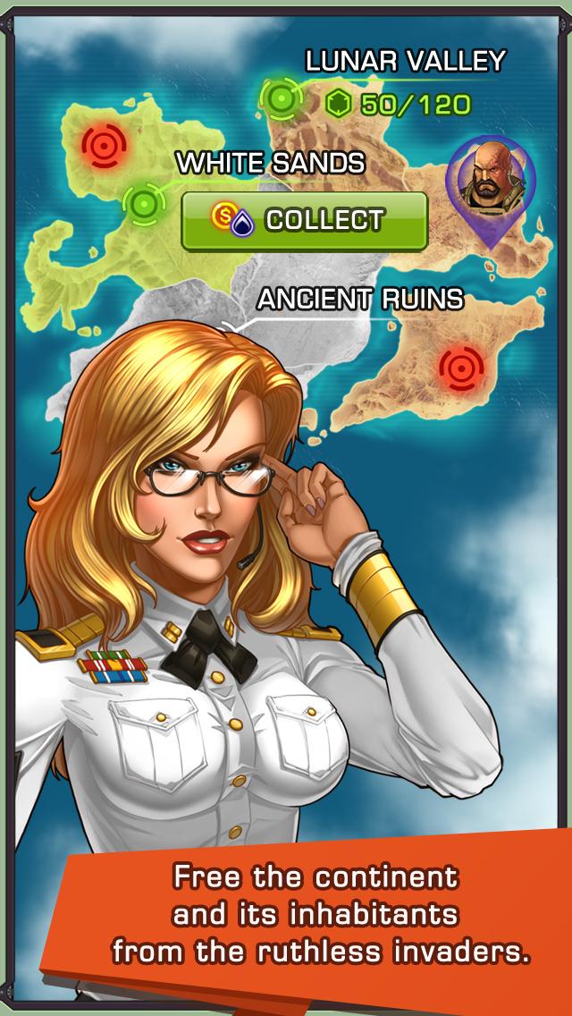 Iron Desert - Fire Storm screenshot #4
