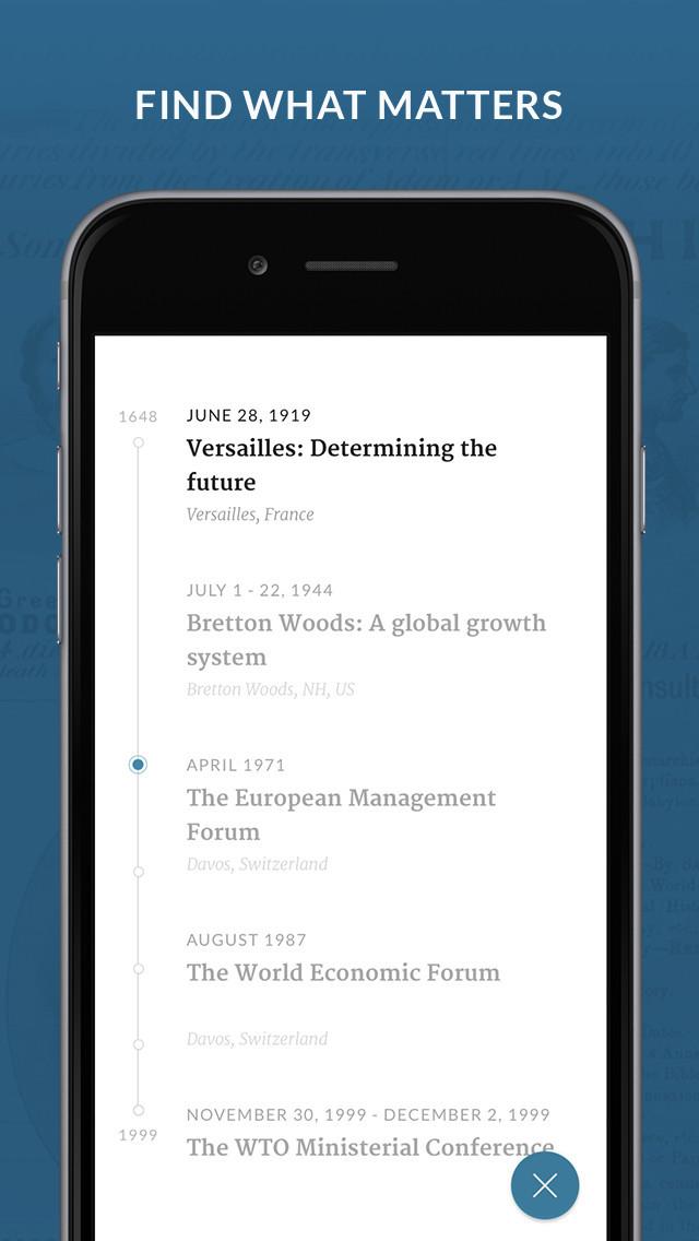 Timeline - News in Context screenshot 4