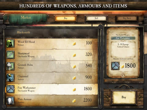 Warhammer Quest screenshot 8