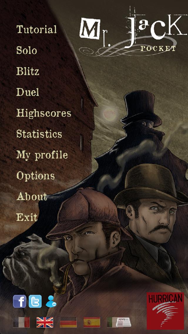 Mr Jack Pocket screenshot 2