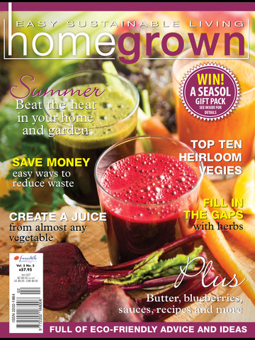 Home Grown Magazine screenshot 6