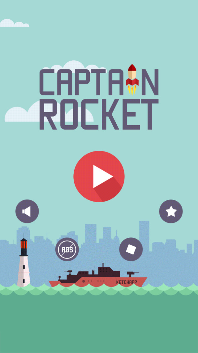 Captain Rocket screenshot 2