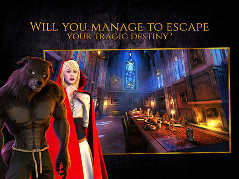 Red Riding Hood - Star-Crossed Lovers - A Hidden Object Adventure (FULL) screenshot 8