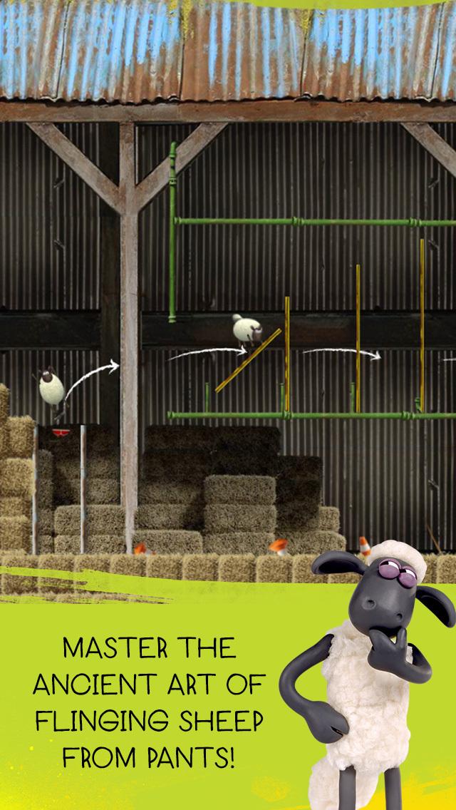 Shaun the Sheep - Sheep Stack screenshot 2