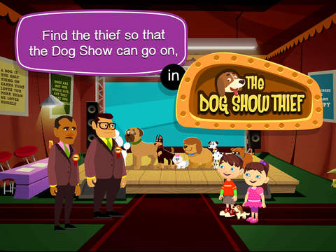 Zac and Zoey - The Dog Show Thief (Premium) screenshot 10