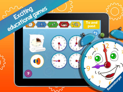 My first clock – Learn to tell the time screenshot 10