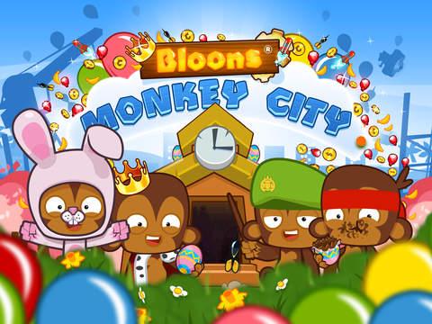 Bloons Monkey City screenshot 10