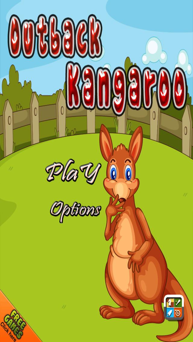 Australian Outback Kangaroo Free Game screenshot 5