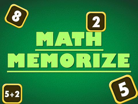 Math Memorize screenshot 5