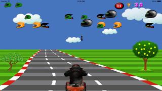 Highway Motorbike screenshot 1