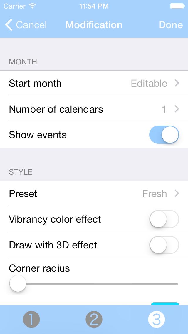 My Widgets screenshot 4