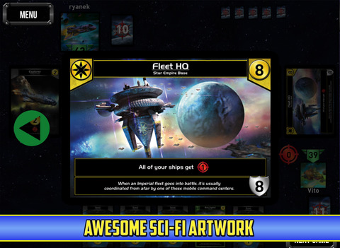 Star Realms screenshot #3