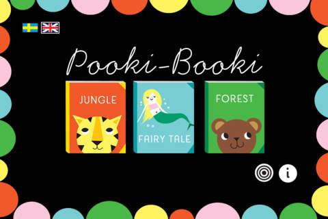 Pooki-Booki - náhled