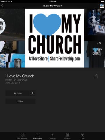 Fresh Start Church screenshot 6