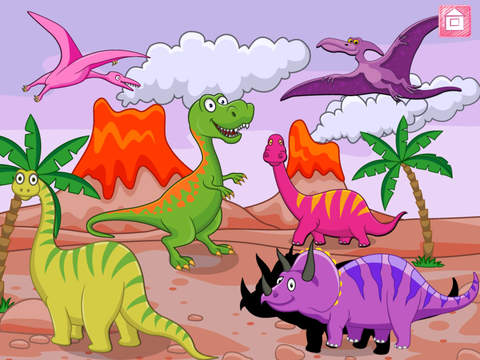 AAA³  Dinosaur game for preschool aged children´´ screenshot 7