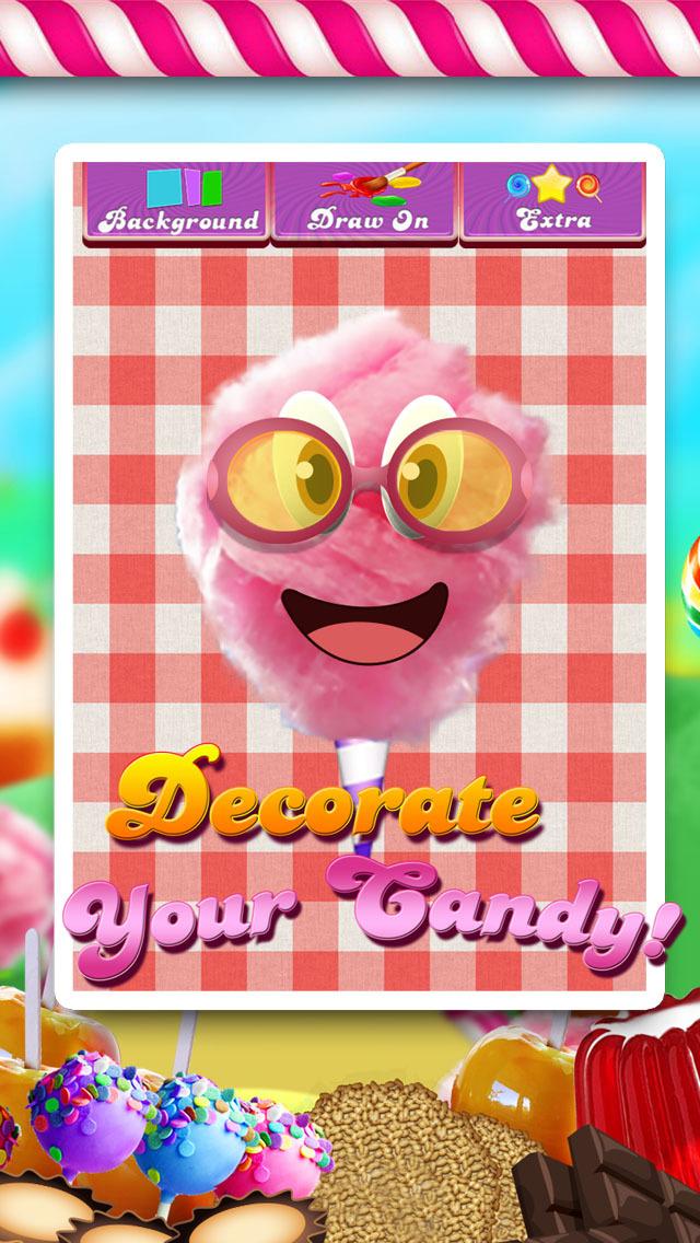 """ A Circus Food Stand Candy Creator – Free Maker Game screenshot 2"