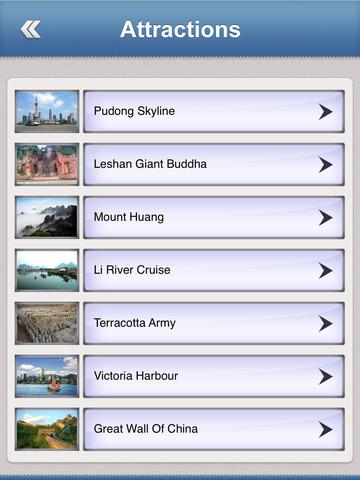 China Travel Guide screenshot 8