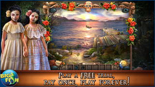 Lost Legends: The Weeping Woman - A Colorful Hidden Object Mystery screenshot 1