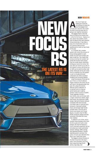 Fast Ford Magazine screenshot 3