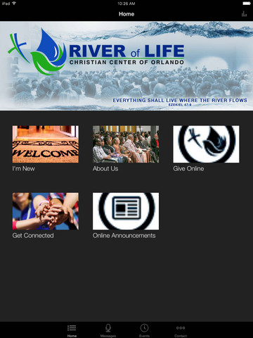 River of Life Christian Center screenshot 4