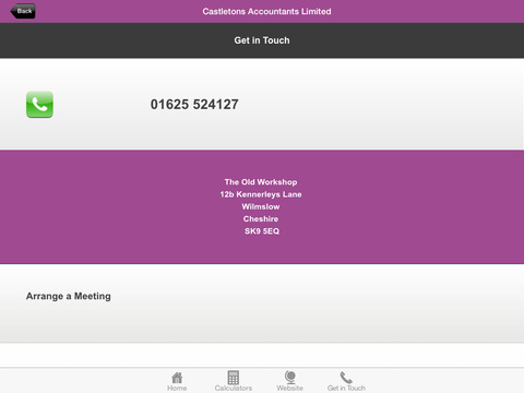 Castletons Accountants Limited screenshot #4