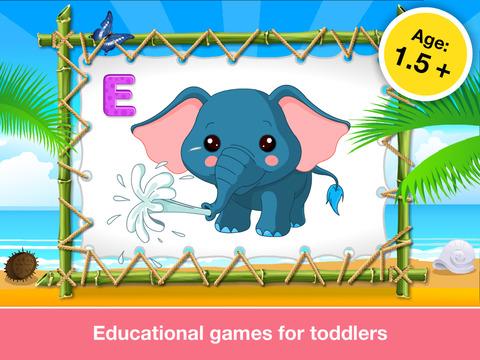 Alphabet Aquarium, ABCs Learning, Letter Games A-Z screenshot 6