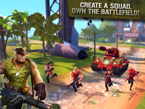 Blitz Brigade screenshot 7