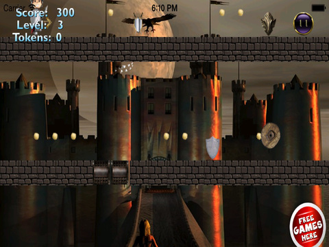Thrones of Clans   :  Jump Adventure in the Castle screenshot 6