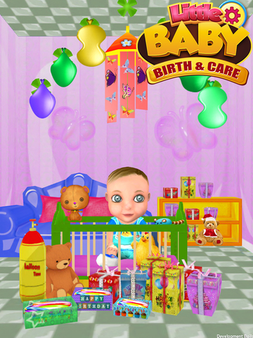 Little Baby Birth And Care screenshot 10